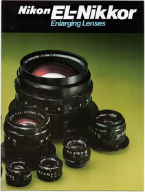 Nikkor enlarging lenses 8213 02 kec 805 20 1