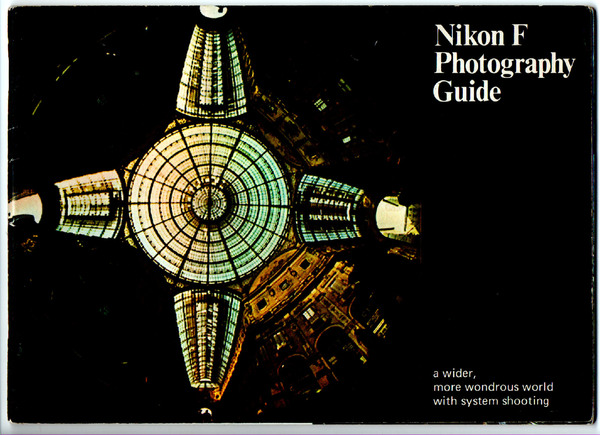 Nikon f photography guide 8050 03 keg